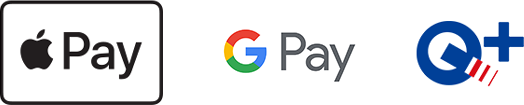 Apple Pay Google Pay QUICPay